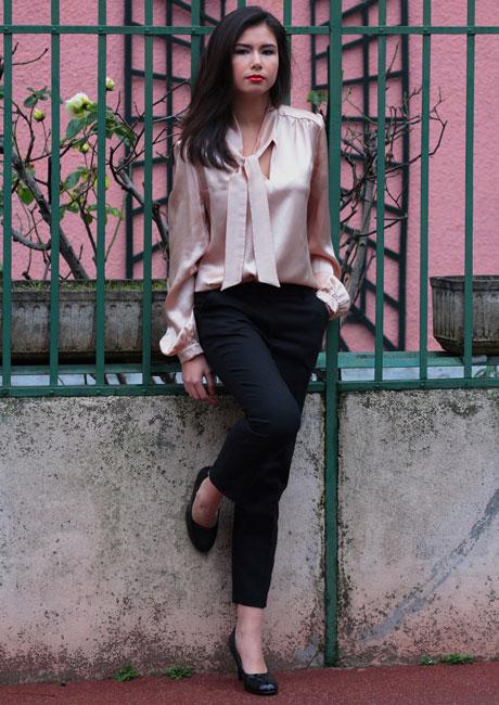 créateur vêtements femme Paris Mode Solène Martin